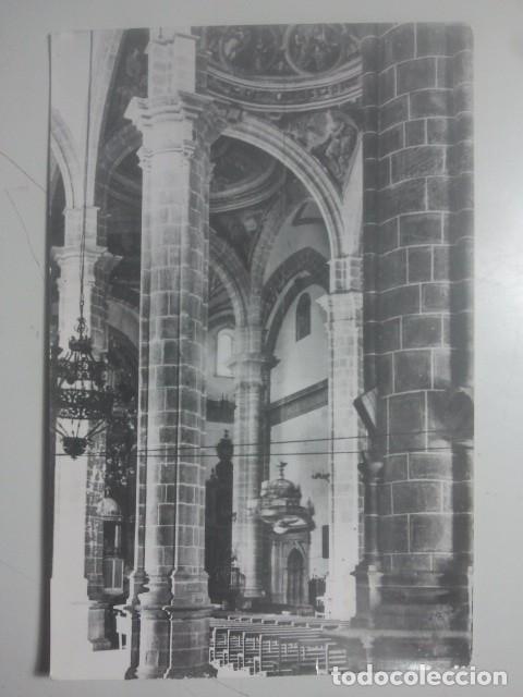 VILLACARRILLO, JAÉN - NAVE TRASVERSAL DE LA PARROQUIA - S / E., 13 - ANTIGUA POSTAL FOTOGRÁFICA (Postales - España - Andalucia Moderna (desde 1.940))