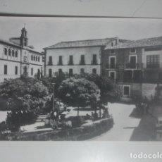 Postales: VILLACARRILLO, JAÉN - PLAZA DEL GENERALÍSIMO - FOTO BARAS, 2 - POSTAL FOTOGRÁFICA. Lote 180203630