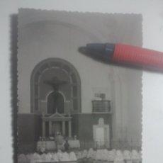 Postales: BAEZA, JAÉN - POSTAL FOTOGRÁFICA - INFONAL / CRISTÓBAL CRUZ, FOTÓGRAFO - RARA. Lote 180206607