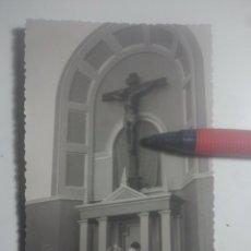 Postales: BAEZA, JAÉN - POSTAL FOTOGRÁFICA - INFONAL / CRISTÓBAL CRUZ, FOTÓGRAFO - RARA. Lote 180206640