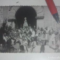 Postales: BAEZA, JAÉN - ERMITA DE LA YEDRA - ANTIGUA POSTAL FOTOGRÁFICA - ANIMADÍSIMA, SALUDOS ... C. CRUZ. Lote 180208468