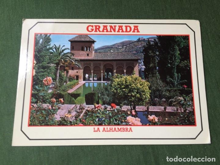 BONITA POSTAL- GRANADA- LA DE LA FOTO VER TODOS MIS LOTES DE POSTALES (Postales - España - Andalucia Moderna (desde 1.940))