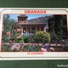 Postales: BONITA POSTAL- GRANADA- LA DE LA FOTO VER TODOS MIS LOTES DE POSTALES. Lote 180226218