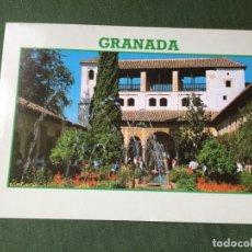 Postales: BONITA POSTAL- GRANADA- LA DE LA FOTO VER TODOS MIS LOTES DE POSTALES. Lote 180226350