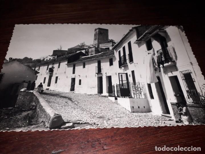 Nº 11710 POSTAL TORREMOLINOS MALAGA UNA CALLE DEL BAHONDILLO (Postales - España - Andalucia Moderna (desde 1.940))