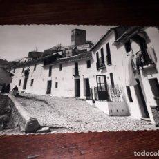 Postales: Nº 11710 POSTAL TORREMOLINOS MALAGA UNA CALLE DEL BAHONDILLO. Lote 180276780