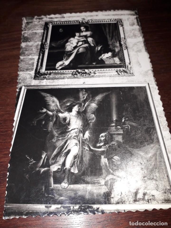 Nº 11752 POSTAL SEVILLA CATEDRAL SACRISTIA DE LOS CALICES MURILLO SAGRADA FAMILIA (Postales - España - Andalucia Moderna (desde 1.940))