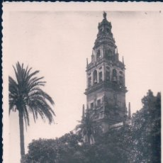 Postales: POSTAL CORDOBA - MEZQUITA Y CAMPANARIO - ARRIBAS - 37. Lote 180323686