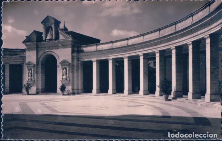 POSTAL CERRO DE LOS SAGRADOS CORAZONES - SAN JUAN DE AZNALFARACHE - SEVILLA - SICILIA (Postales - España - Andalucía Antigua (hasta 1939))