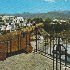 Postales: NERJA (MALAGA) VISTA PARCIAL Y CALAHONDA - ESCUDO DE ORO Nº 21 - S/C. Lote 180336122