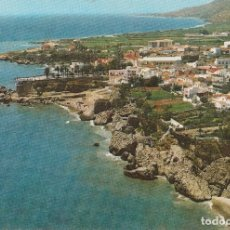 Postales: NERJA (MALAGA) VISTA PARCAIL AÉREA - ESCUDO DE ORO Nº 26 - S/C. Lote 180336262
