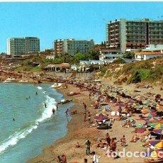 Postales: TORREMOLINOS - 1596 PLAYAS DE BENALMÁDENA. Lote 180403208
