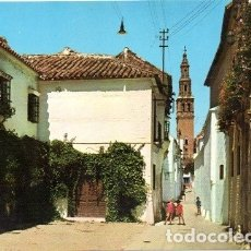 Postales: ECIJA - 2006 CALLE DE FELIPE ENCINAS Y TORRE DE SAN GIL. Lote 180405176