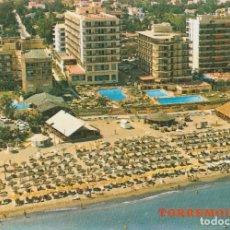 Postales: (1) TORREMOLINOS. PLAYA DE LA CARIHUELA. Lote 180407260