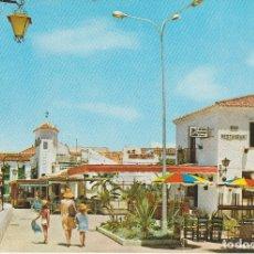 Postales: (41) TORREMOLINOS. AVENIDA DE LA ESTACION. Lote 180407663