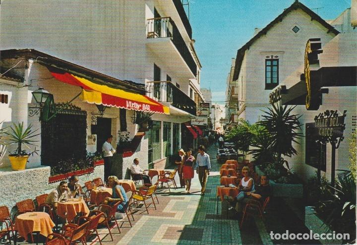 (1373) TORREMOLINOS. CALLE DEL CAUCE (Postales - España - Andalucia Moderna (desde 1.940))