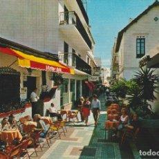 Postales: (1373) TORREMOLINOS. CALLE DEL CAUCE. Lote 180407912