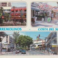 Postales: (707) TORREMOLINOS. VISTAS DE LA CIUDAD. Lote 180409155