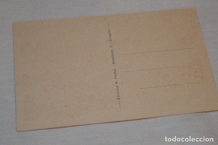 Postales: VINTAGE - ANTIGUA Y RARÍSIMA POSTAL SIN CIRCULAR - EL PUERTO / MÁLAGA - ¡Mira fotos y detalles! - Foto 2 - 180407445