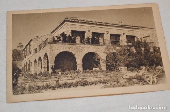 VINTAGE - ANTIGUA Y RARA POSTAL - SIN CIRCULAR - GIBRALFARO / MÁLAGA - ¡MIRA FOTOS Y DETALLES! (Postales - España - Andalucía Antigua (hasta 1939))