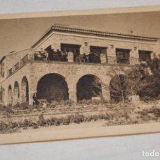 Postales: VINTAGE - ANTIGUA Y RARA POSTAL - SIN CIRCULAR - GIBRALFARO / MÁLAGA - ¡MIRA FOTOS Y DETALLES!. Lote 180411598