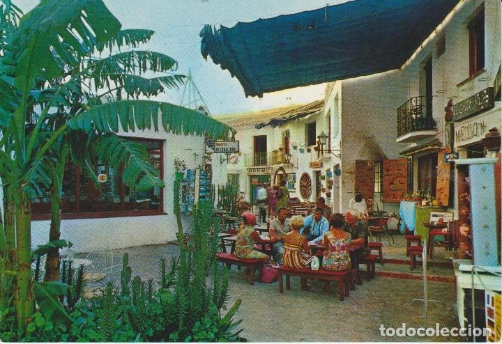 (1380) TORREMOLINOS. CALLE DE LA NOGALERA (Postales - España - Andalucia Moderna (desde 1.940))