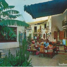 Postales: (1380) TORREMOLINOS. CALLE DE LA NOGALERA. Lote 180412010