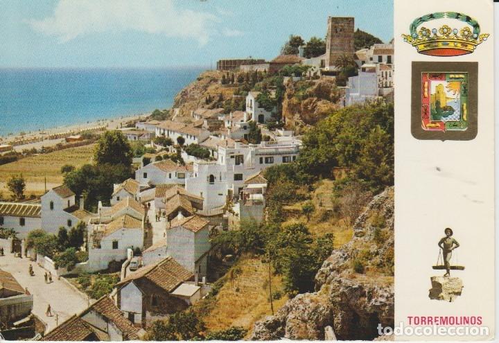(17) TORREMOLINOS. EL BAJONDILLO (Postales - España - Andalucia Moderna (desde 1.940))