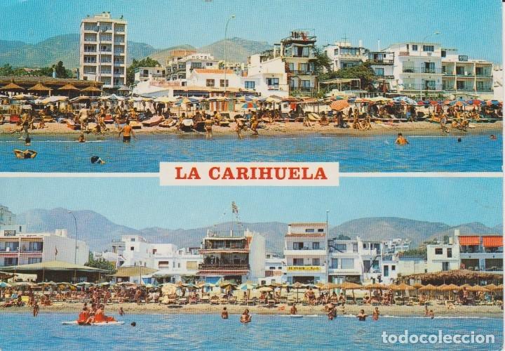 (28) TORREMOLINOS. LA CARIHUELA (Postales - España - Andalucia Moderna (desde 1.940))