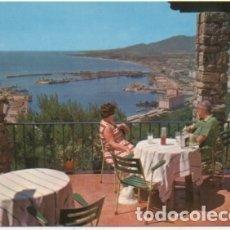 Postales: POSTAL DE MALAGA. PARADOR HOSTELERIA DE GIBRALFARO P-ANMA-1030. Lote 180448077