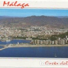 Postales: POSTAL DE MALAGA. VISTA PARCIAL. FOTO TAVISA P-ANMA-1031. Lote 180448158