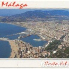 Postales: POSTAL DE MALAGA. VISTA PARCIAL. FOTO TAVISA P-ANMA-1032. Lote 180448222