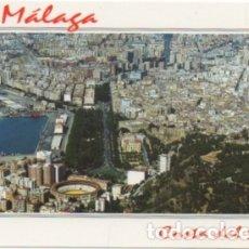 Postales: POSTAL DE MALAGA. VISTA PARCIAL. FOTO TAVISA P-ANMA-1033. Lote 180448325