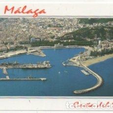 Postales: POSTAL DE MALAGA. VISTA PARCIAL. FOTO TAVISA P-ANMA-1034. Lote 180448486