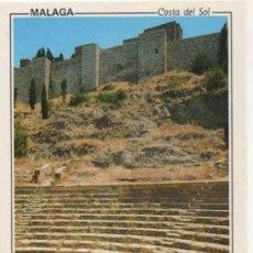 Postales: POSTAL DE MALAGA. ALCAZABA Y TEATRO ROMANO Nº 29 P-ANMA-1035. Lote 180448551