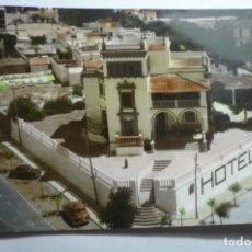 Postales: POSTAL CHIPIONA - HOTEL SUR-CIRCULADA COLOREADA. Lote 180465193