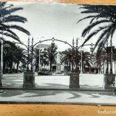 Postales: AYAMONTE (HUELVA).- PLAZA JOSÉ ANTONIO. Lote 180468856