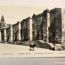Postales: CORDOBA. POSTAL NO.2, MEZQUITA EXTERIOR. EDITA: FOTO L. ROISIN (H.1950?) SIN CIRCULAR.... Lote 180476537