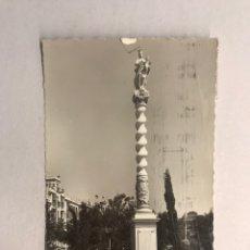 Postales: CÁDIZ. POSTAL NO.89, MONUMENTO A NTRA. SRA. DEL ROSARIO. EDITA: GARCIA GARRABELLA (H.1950?). Lote 180483963