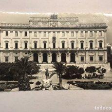 Postales: SAN FERNANDO (CÁDIZ) POSTAL NO.3, EL AYUNTAMIENTO. EDITA: ED. GARCIA GARRABELLA (H.1960?). Lote 180484675