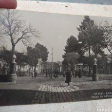 Postales: ANTIGUA POSTAL BAEZA ( JAÉN ) - PASEO ALFONSO XII - N°7551. Lote 181029390