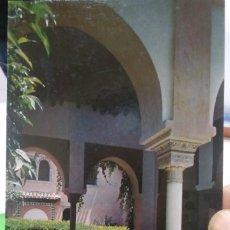 Postales: POSTAL MALAGA ALCAZABA COSTA DEL SOL. Lote 181129548