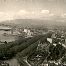 Postales: MALAGA. VISTA PARCIAL – FOTO CORTES. Lote 181395383