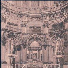 Postais: POSTAL GRANADA - ALTAR MAYOR DE LA CATEDRAL - ABELARDO LINARES - 45. Lote 181398556