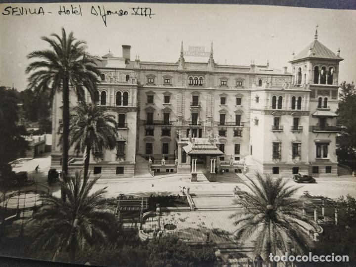 Postales: SEVILLA-HOTEL ALFONSO XIII-FOTOGRAFICA-ARCHIVO ROISIN-VER FOTOS-(63.504) - Foto 2 - 181510648