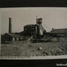 Postales: MINA DE ARRAYANES-LINARES-POZO DE SAN JOSE-POSTAL FOTOGRAFICA-VER FOTOS-(63.704). Lote 181791743