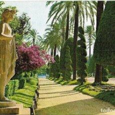Postales: CADIZ, PARQUE DE GENOVÉS - EDICIONES SICILIA Nº 40 - S/C. Lote 181910600