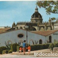Cartes Postales: POSTAL DE JEREZ. IGLESIA COLEGIAL. VISTA POSTERIOR P-ANJE-660,5. Lote 181996918