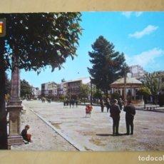Postales: BAEZA (JAÉN) - VISTA PARCIAL. PASEO DE JOSÉ ANTONIO. Lote 182075705