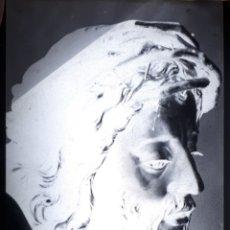Postales: ANTIGUO CLICHÉ DEL SANTÍSIMO CRISTO DE LA CONVERSIÓN SEVILLA NEGATIVO EN CRISTAL . Lote 182129833